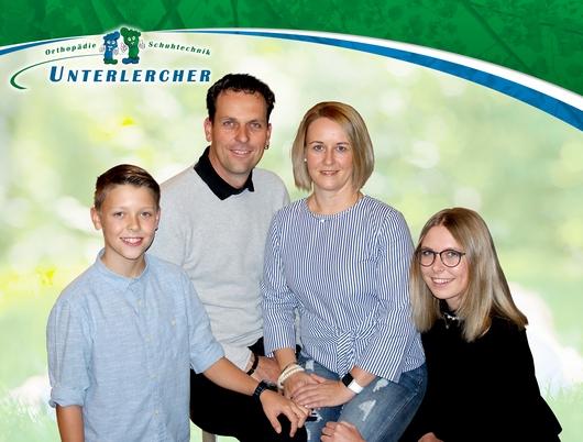 Familie Unterlercher